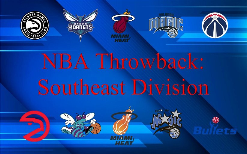 Image for NBA Throwback: Southeast Division