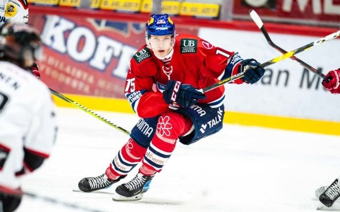 Image for 2020 NHL Draft: Top Finnish Forwards