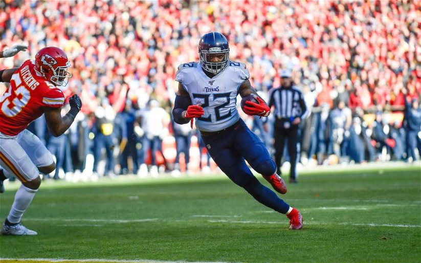 Image for Derrick Henry vs. History: Titans Look To Win Now