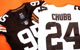 Image for Browns Pay Homage to History with New Uniforms