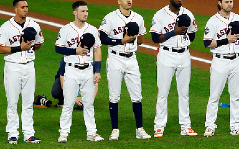 Image for Covid_19 and the Houston Astros