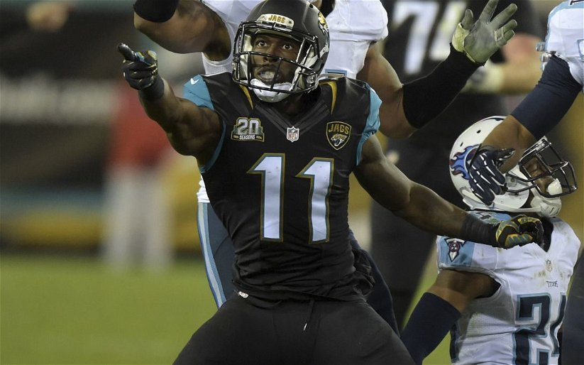 Image for Should the Eagles Sign Newly Available Marqise Lee?