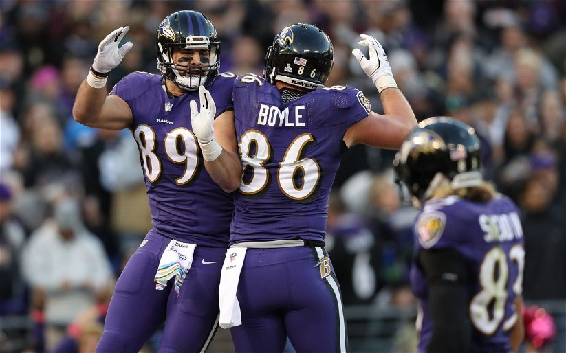 Image for Ravens Tight End and Fullback Recap: Pre-Draft Edition