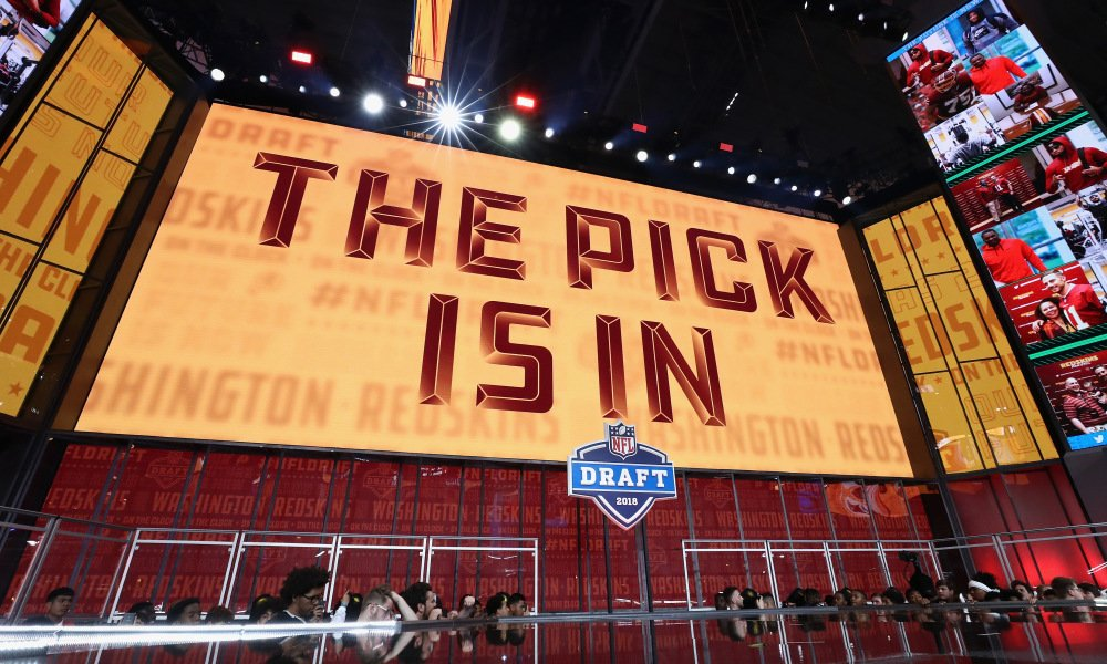 the pick is in
