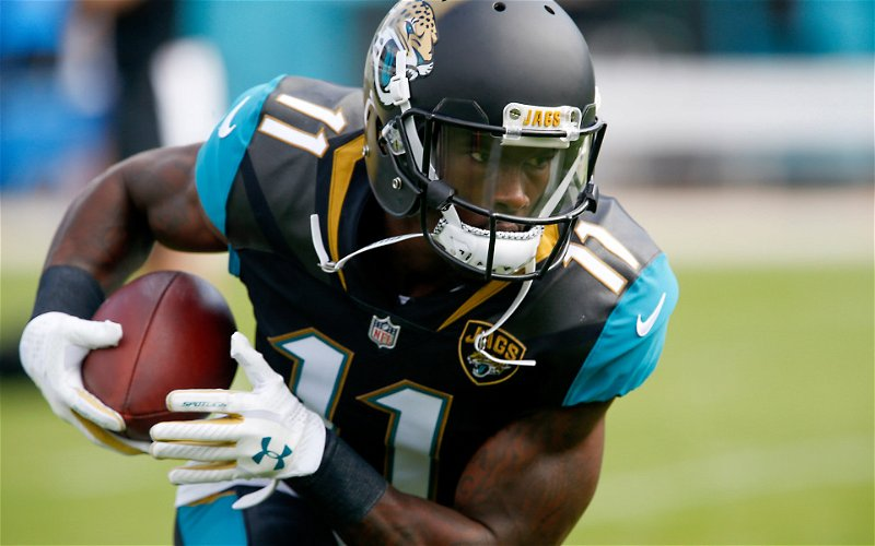 Image for Should the Bears Acquire Marqise Lee?