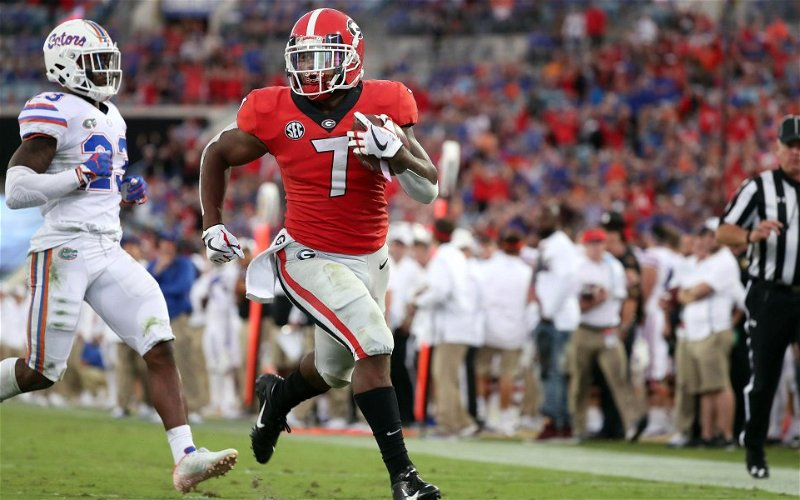 Image for Detroit Lions: Roster Impact of Drafting D'Andre Swift