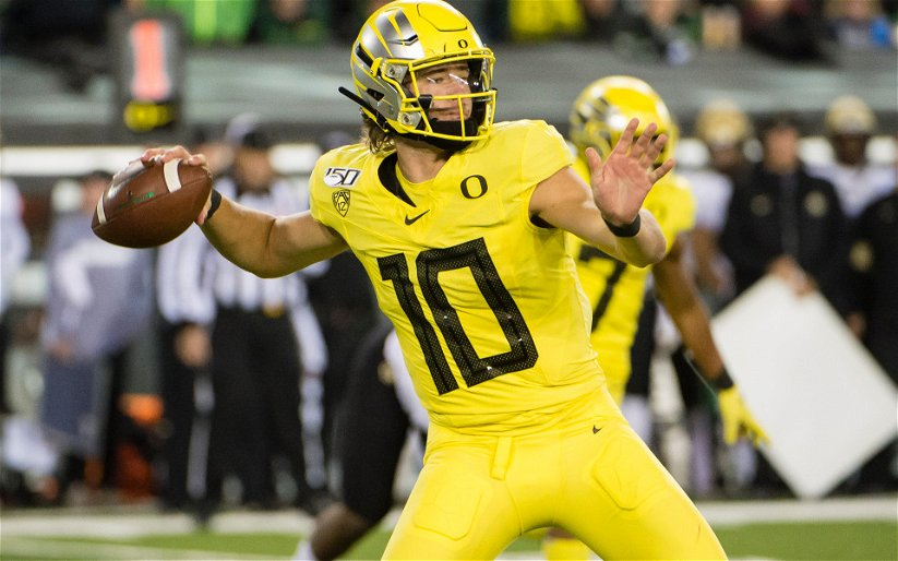 Image for Five College Quarterbacks the Dolphins Should Consider in the Draft