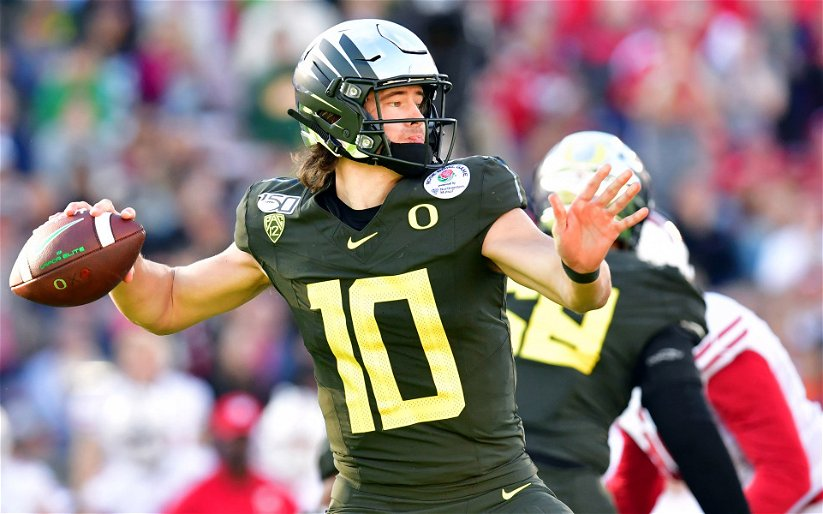 Image for Would Justin Herbert be a Good Fit on the Miami Dolphins?