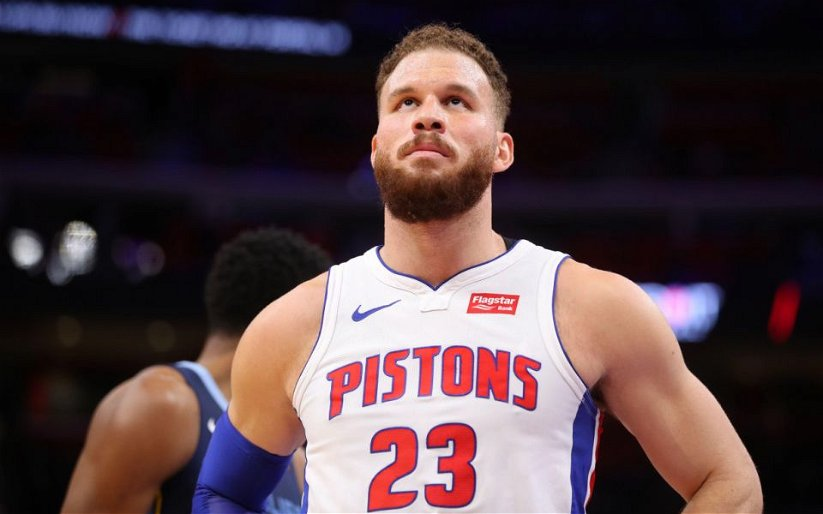 Image for Blake Griffin in Possible Three-way Trade