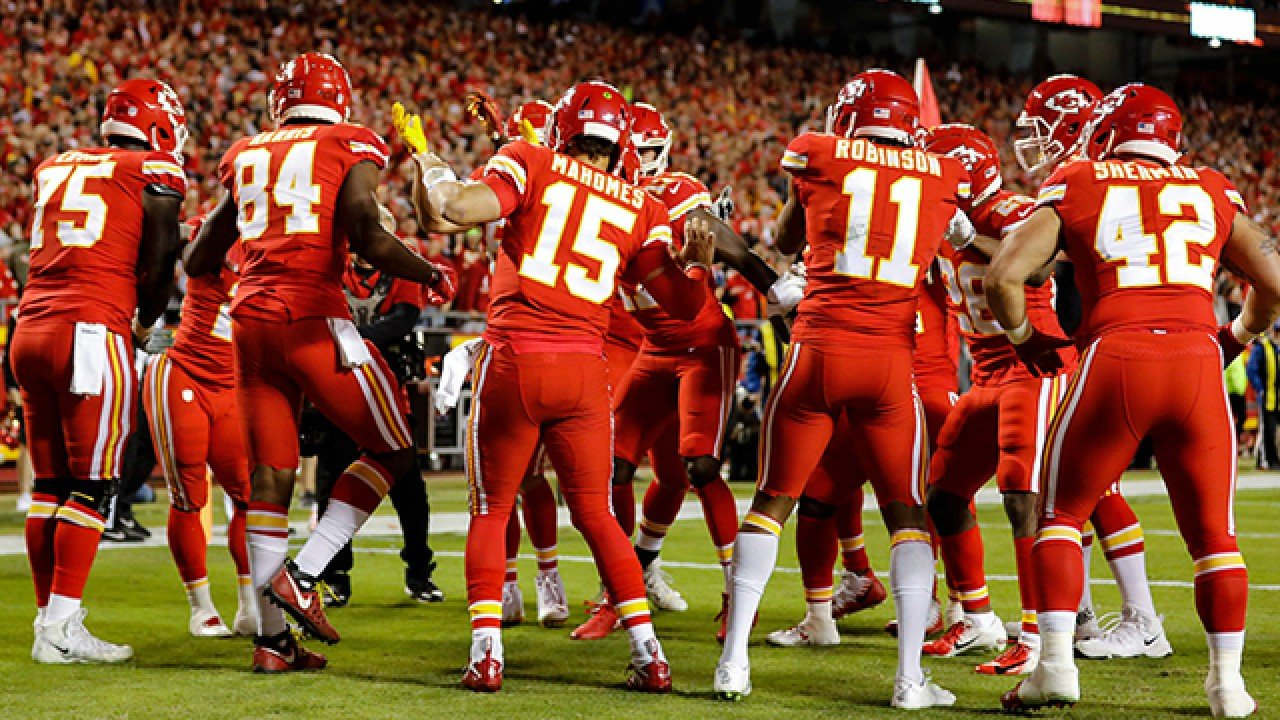 Chiefs Way Too Early Schedule Prediction Overtime Heroics