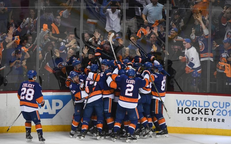 Image for Islanders vs Panthers: 2020 NHL Playoffs Preview