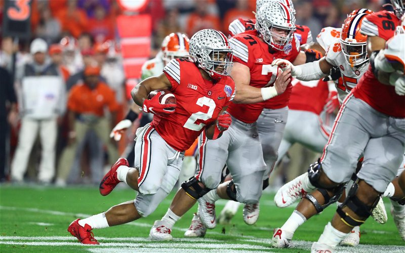 Image for J.K. Dobbins: Just Know It's Value