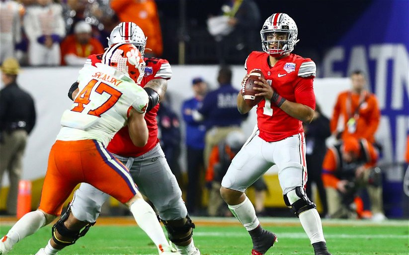 Image for Top Five College Quarterbacks to Watch in the 2020 Season