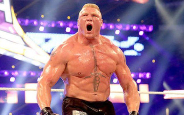 Image for Brock Lesnar, The Sweetheart