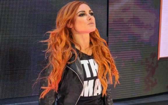 Image for Becky Lynch Relinquishes RAW Women's Championship