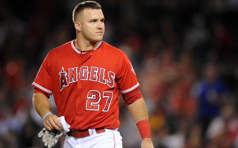 Image for Should Mike Trout be Considered the Best to Ever Play Without Any Playoff Success?