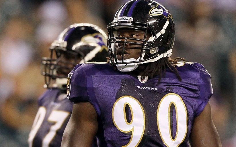 Image for Pernell McPhee Gives a Boost to Ravens' Pass Rush