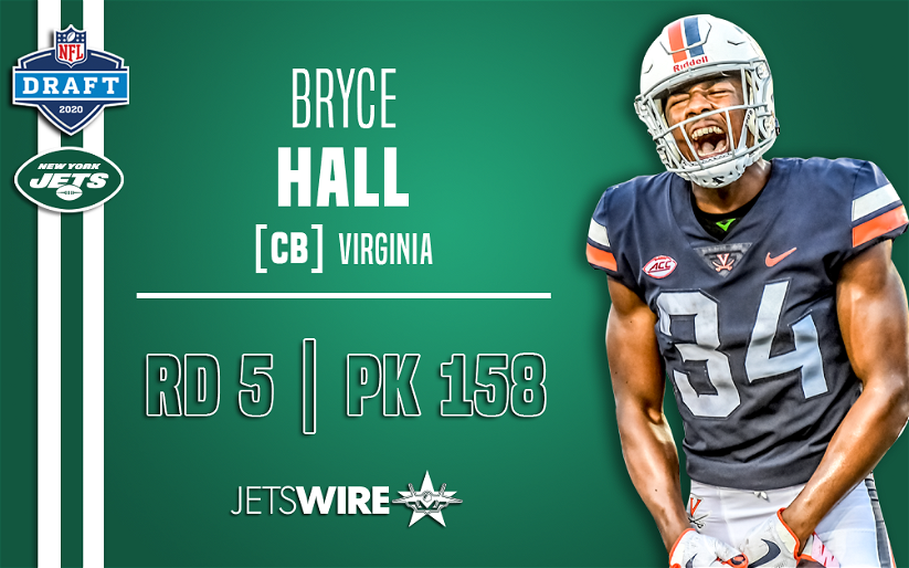 Image for 2020 New York Jets Draft Profile: Bryce Hall