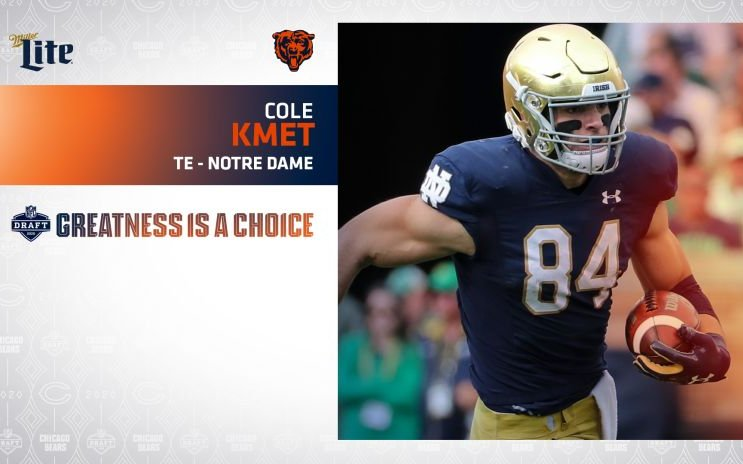 Image for Why Cole Kmet is the Perfect Fit