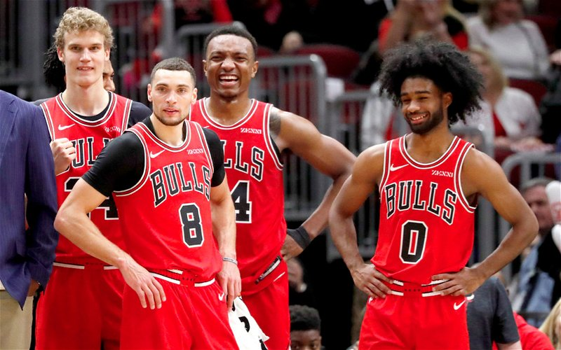 Image for Bringing the Chicago Bulls Back into the Limelight
