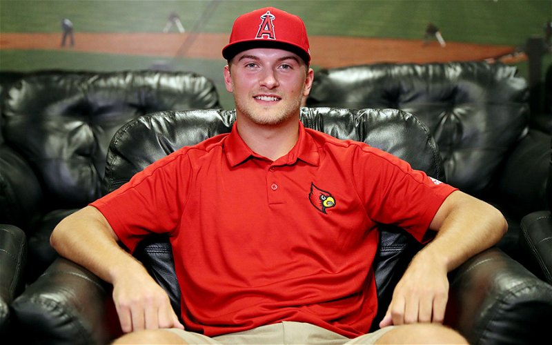 Image for Los Angeles Angels Address Pitching Needs In 2020 Major League Baseball Draft