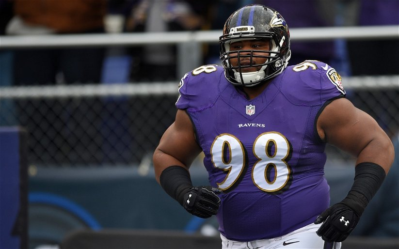 Image for Nose Tackle; No Problem in Baltimore