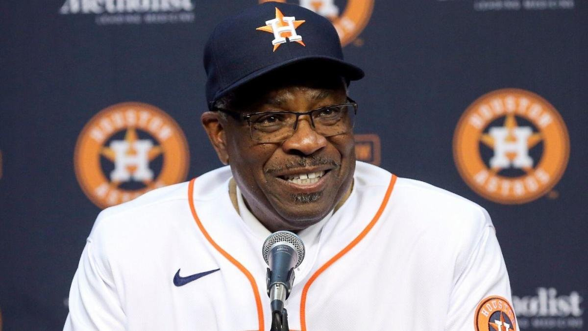dusty baker astros