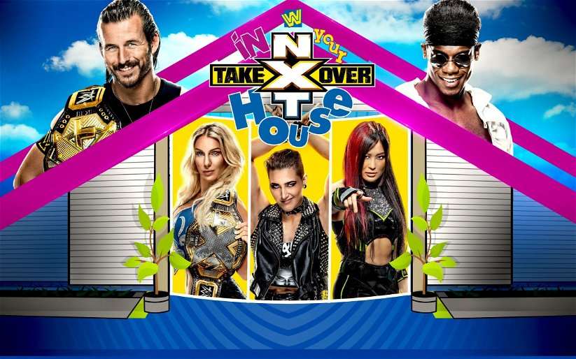 Image for NXT Takeover: In Your House Reaction