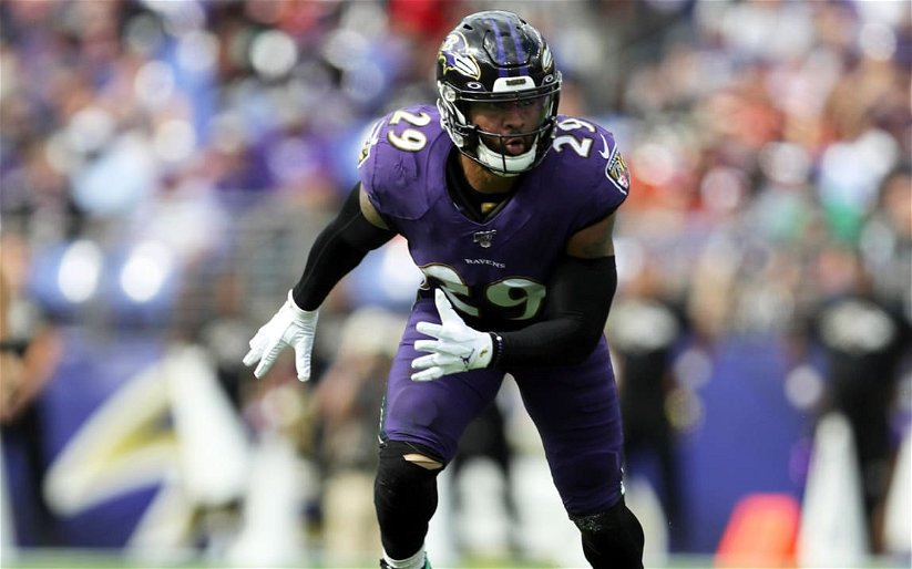 Image for Safety A Big Plus For Baltimore Ravens