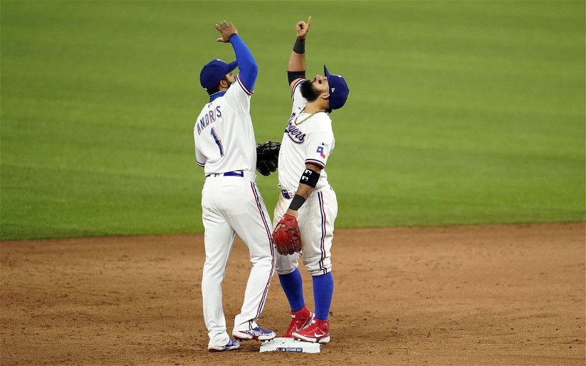 Image for Rangers' Drop Opening Series to Rockies