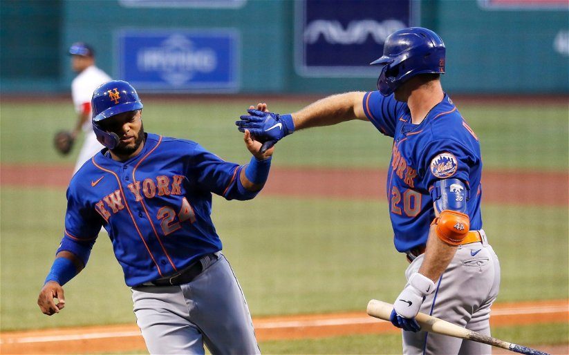 Image for Mets Sweep Fenway Portion of Series