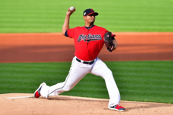 Carlos Carrasco: A key piece to the Indians starting ritation.