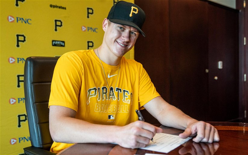 Image for Let The Kids Play: Pittsburgh Pirates 2020 Draft