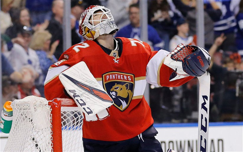 Image for The Florida Panthers Get Blown Out In Exhibition Game