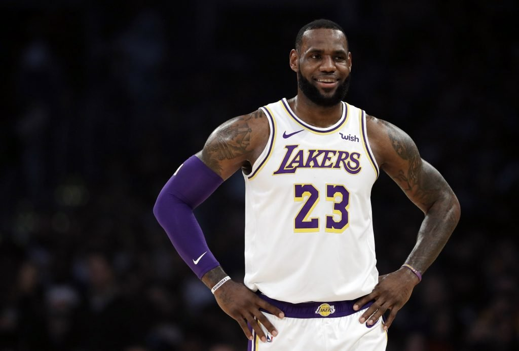 LeBron James: NBA Bubble Top 50