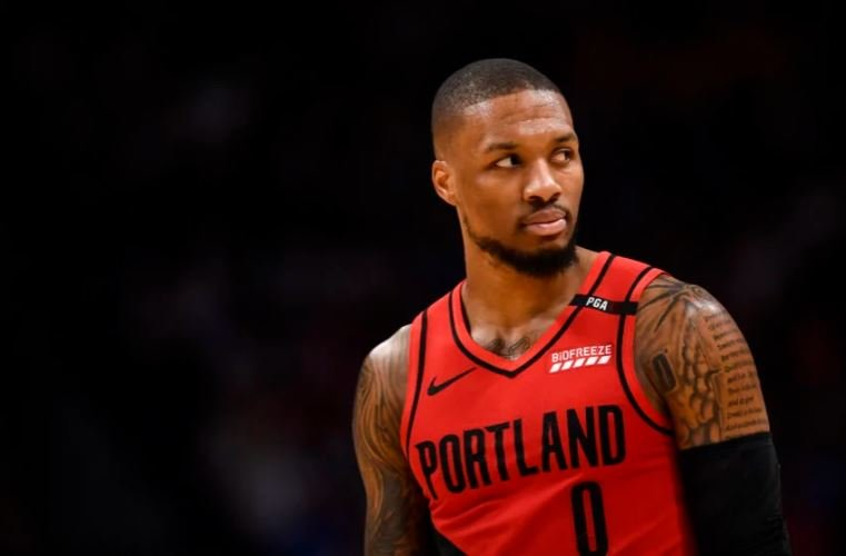 Damian Lillard: NBA Bubble Top 50