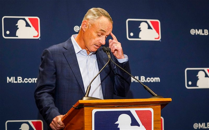 Image for Rob Manfred Has Failed MLB… Again