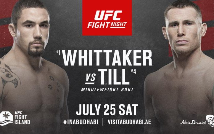 Image for UFC Fight Island 3 Recap and Predictions