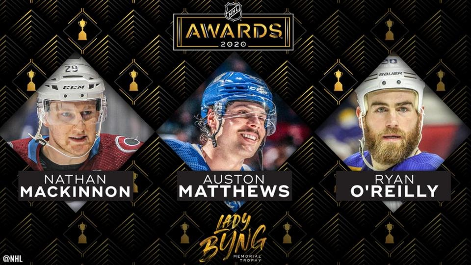 Lady Byng Nominees