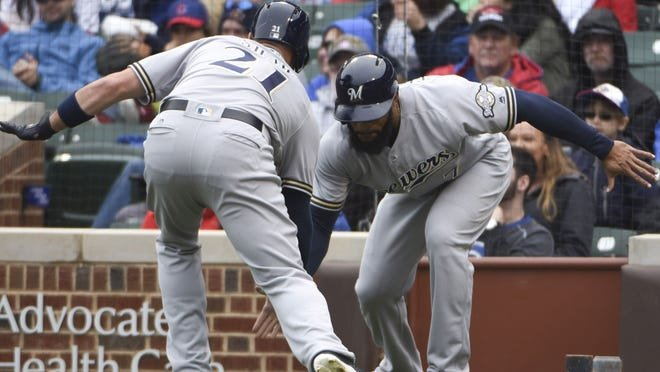 lb  milwaukee brewers at chicago cubs 90346636