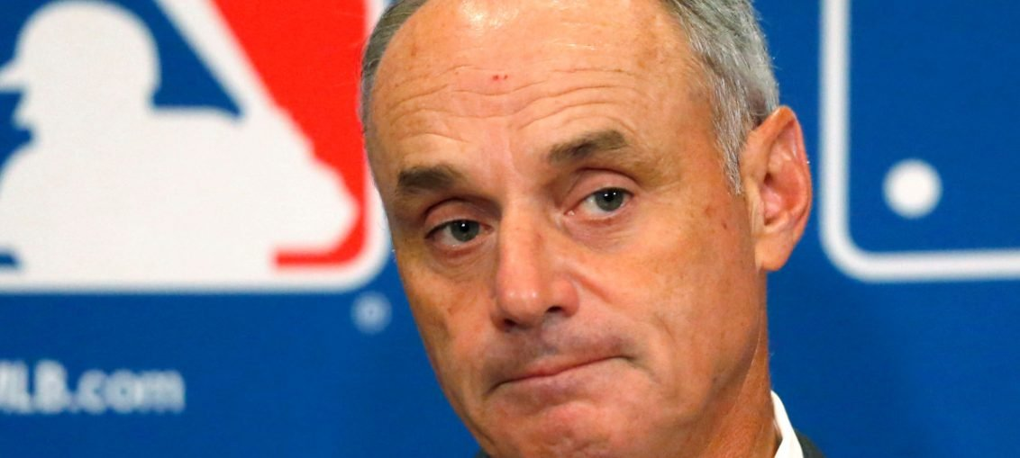Rob Manfred.