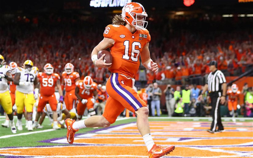 Image for Top Five QB Prospects for the 2021 NFL Draft
