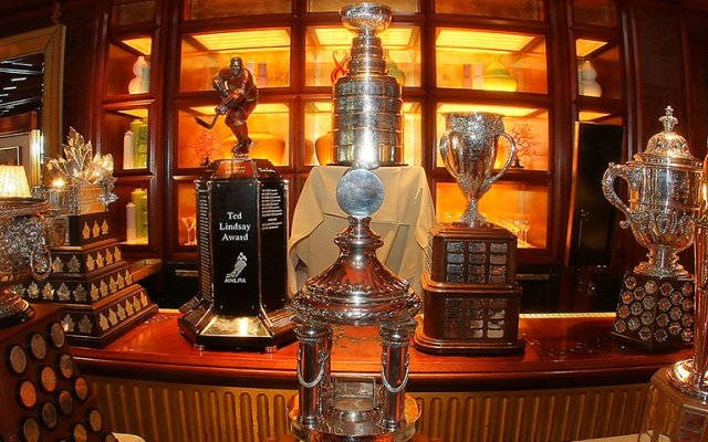 Image for NHL Awards Nominees Announced
