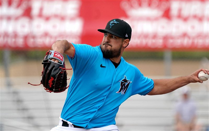 Image for Caleb Smith Could Become the Marlins' Ace in 2020