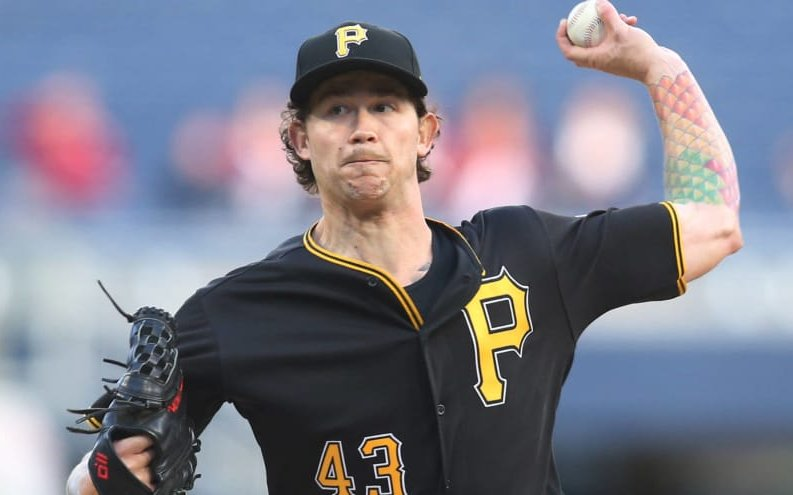 Image for Pirates Caught In Pitching Duel; Lose Game Two