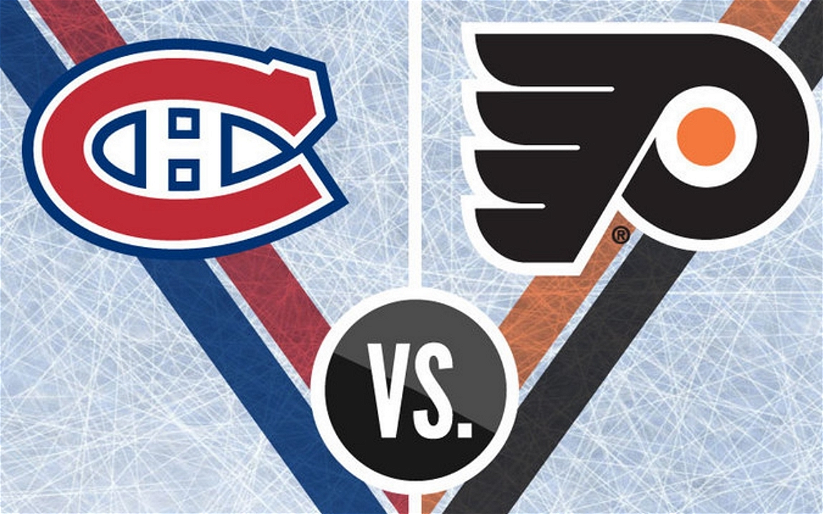 Image for Montreal Canadiens vs Philadelphia Flyers Game 2 And 3 Recap.