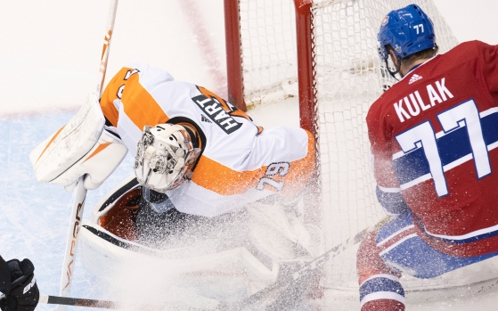 Image for The Canadiens Stay Alive And Take Game Five