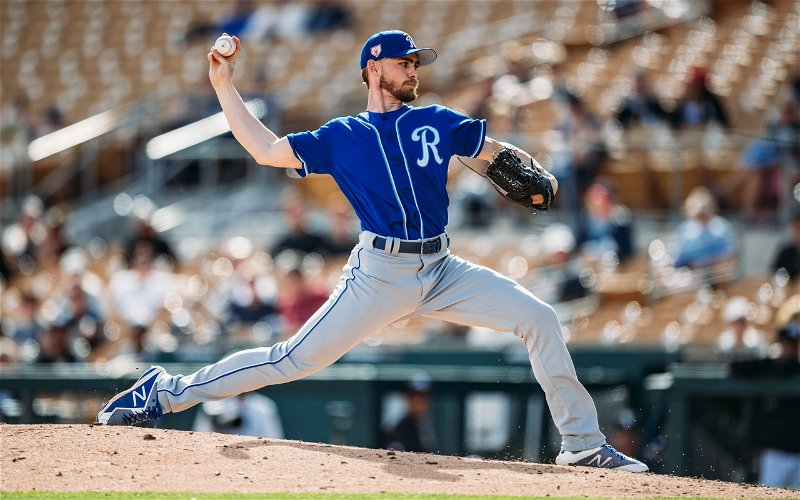 Image for Royals Flamethrower Continues To Overpower Hitters