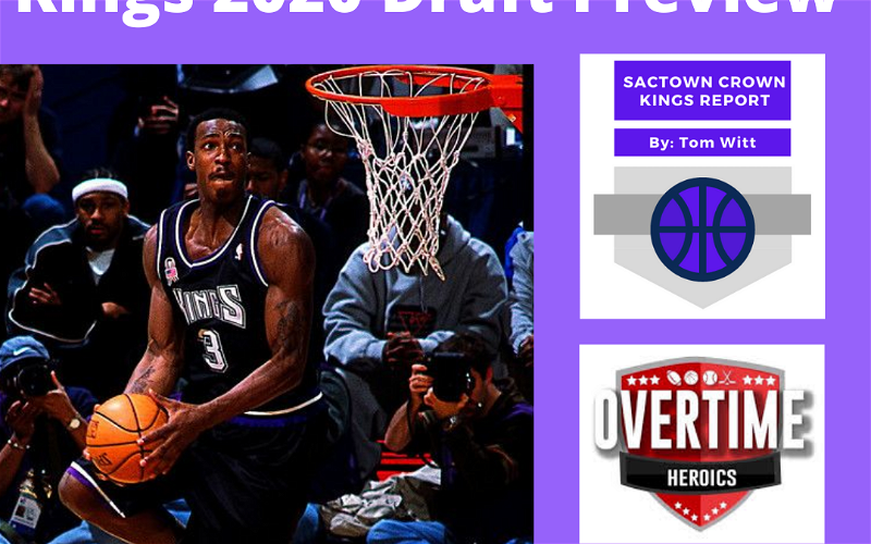 Image for 2020 Sacramento Kings Draft Preview … Preview!