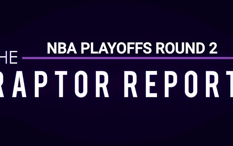 Image for The Raptor Report: A Champions Composure